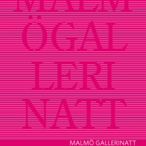 Malmö Gallery Night 2013