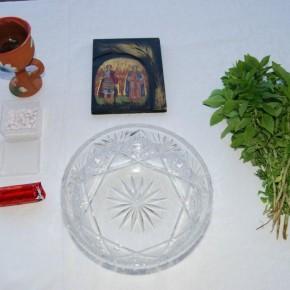 The Blessing / Invigningen