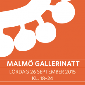 Malmö Gallery Night 2015