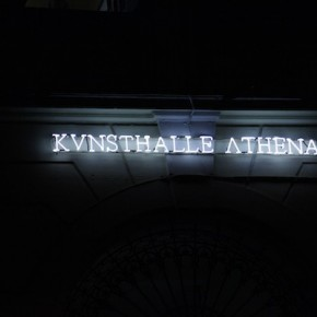 Om Kunsthalle Athena och South as a State of Mind