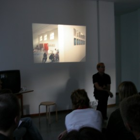 Four formats and a space: Curating at Kunstverein München