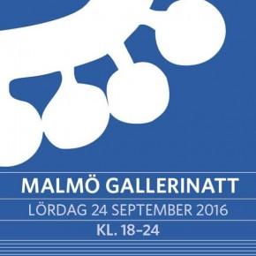 Malmö Gallerinatt 2016