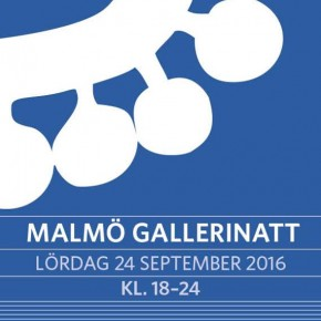 Malmö Gallery Night 2016