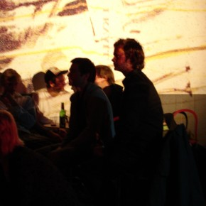 Signal visits Neon Gallery and VVV Nordic